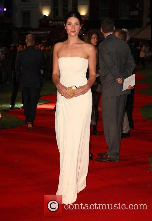 Gemma Arteton 'Tamara Drewe' UK film premiere held...