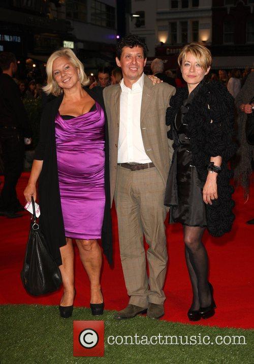 Alison Owen 'Tamara Drewe' UK film premiere held...