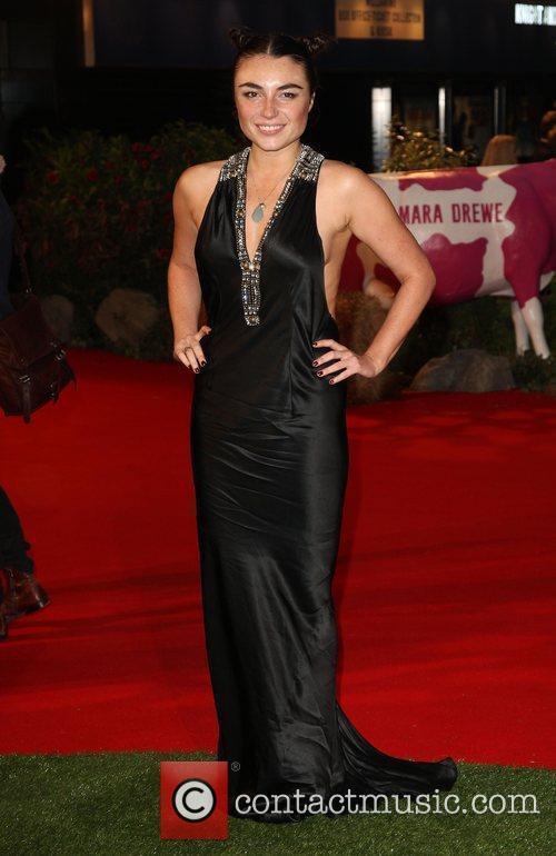 Lois Winstone  'Tamara Drewe' UK film premiere...