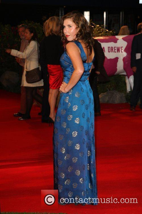 Charlotte Christie 'Tamara Drewe' UK film premiere held...