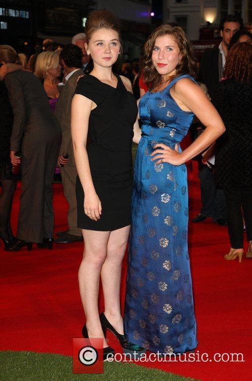 Jessica Bardon and Charlotte Christie  'Tamara Drewe'...