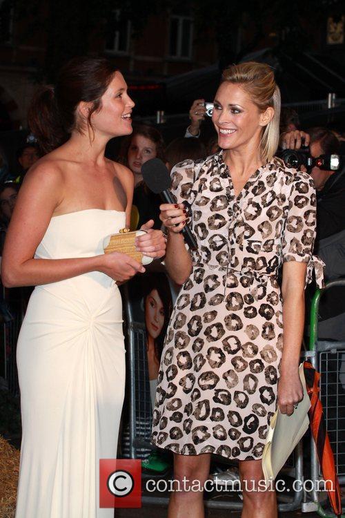 Gemma Arterton and Jenni Falcolner 'Tamara Drewe' UK...