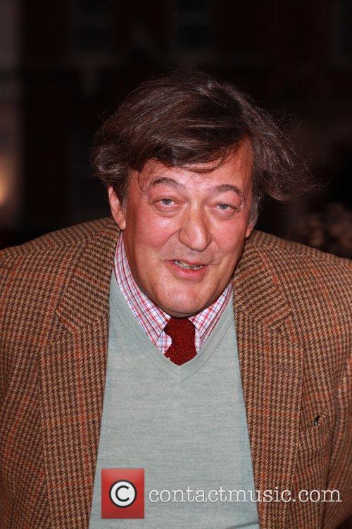 Stephen Fry 'Tamara Drewe' UK film premiere held...