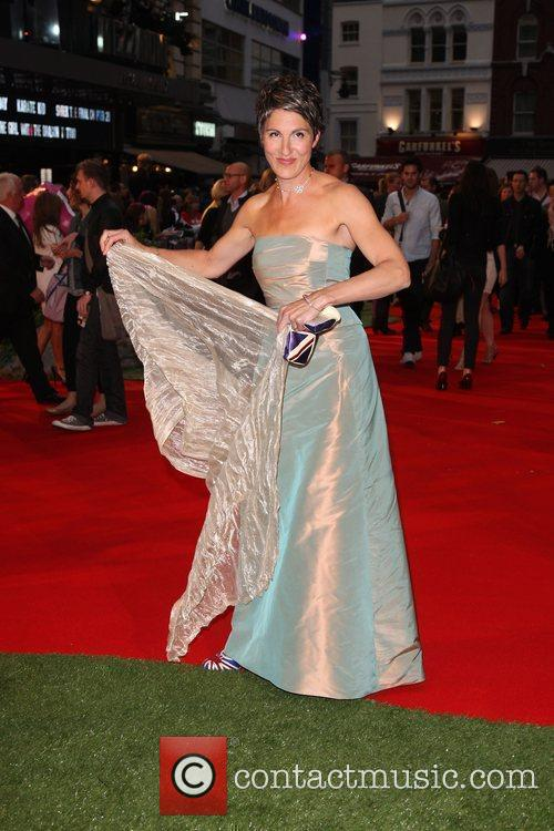 Tamsin Greig 'Tamara Drewe' UK film premiere held...