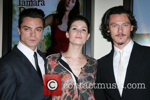 Dominic Cooper, Gemma Arterton and Luke Evans Special...