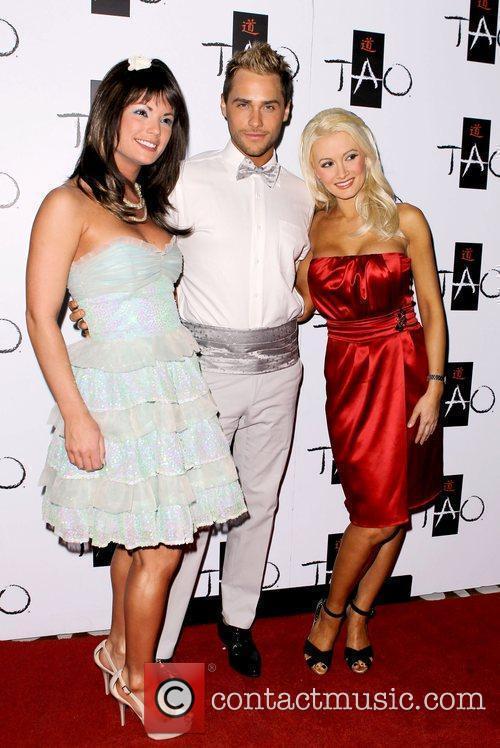 Laura Croft, Josh Strickland, Holly Madison Angel Porrino...