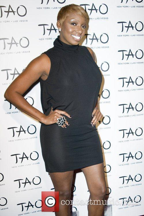 Nene Leakes attend the 10th anniversary party of...