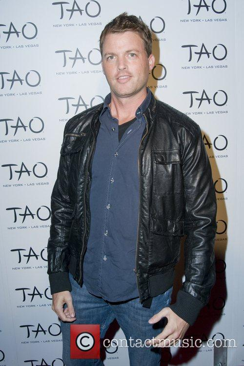 Brian McFayden attend the 10th anniversary party of...