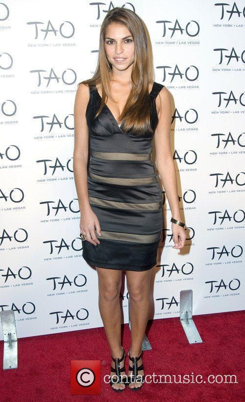 Guest TAO New York 10th Anniversary - Arrivals...