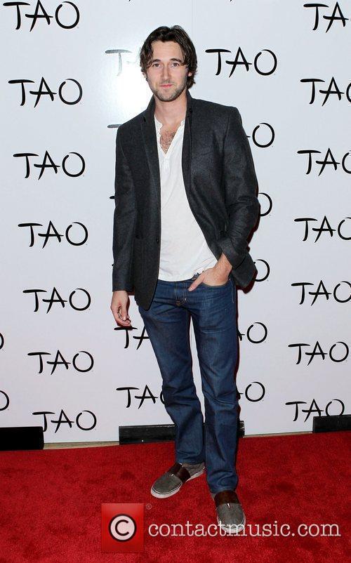 Ryan Eggold Tao Las Vegas celebrates 5 Year...