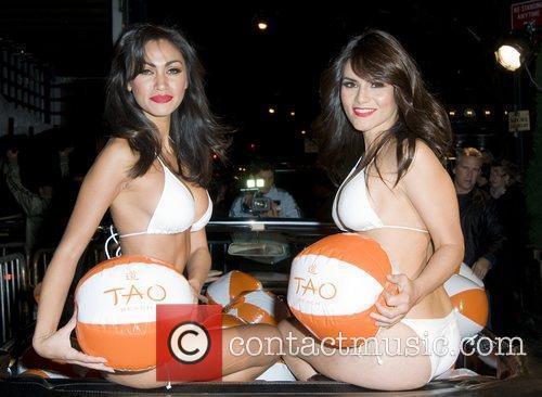 TAO New York 10th Anniversary - Arrivals