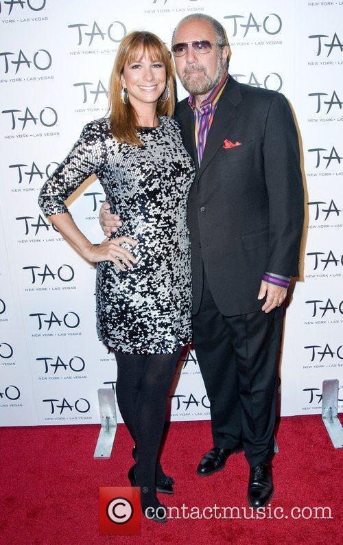 Jill Zarin and Bobby Zarin TAO New York...