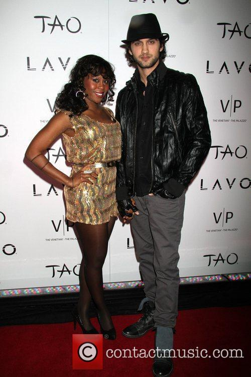 Brandee Tucker and Michael Steger TAO at The...
