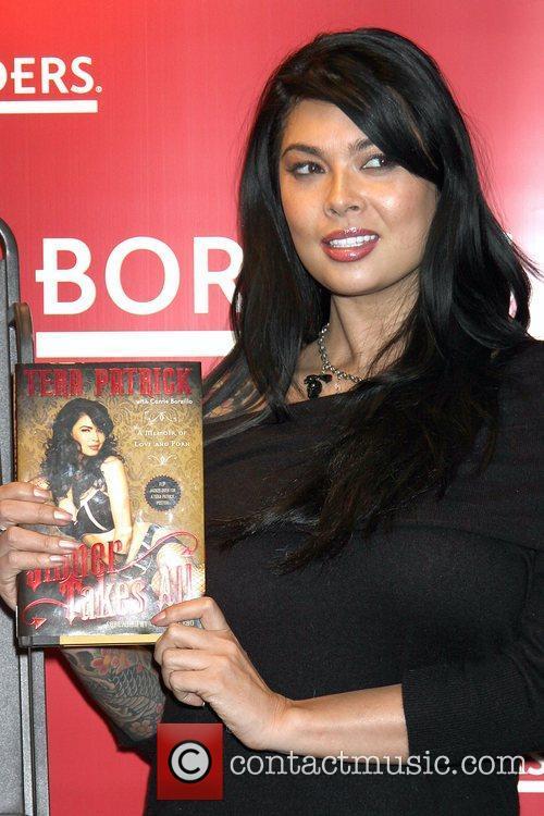 Tera Patrick signs copies of her book 'Sinner...