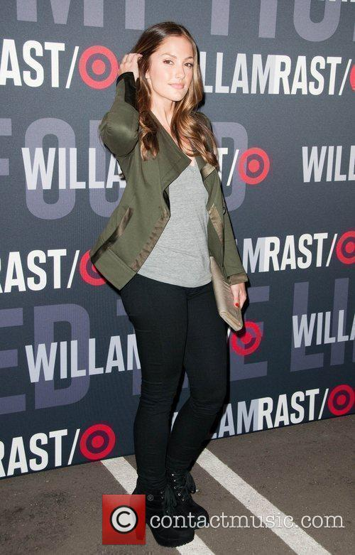 Target and William Rast celebrate their limited edition...