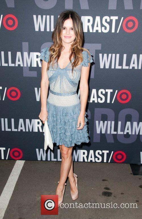 Rachel Bilson Target and William Rast celebrate their...
