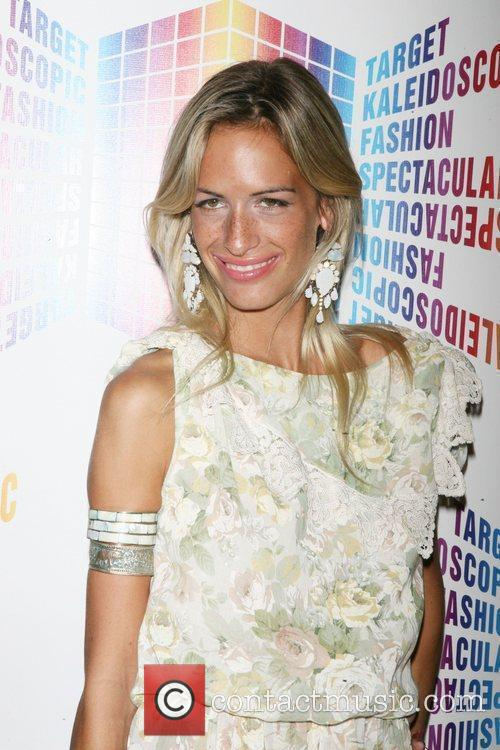The Target Kaleidoscopic Fashion Spectacular exclusive VIP viewing...