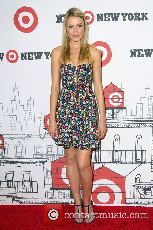 Katrina Bowden  Party to celebrate the launch...