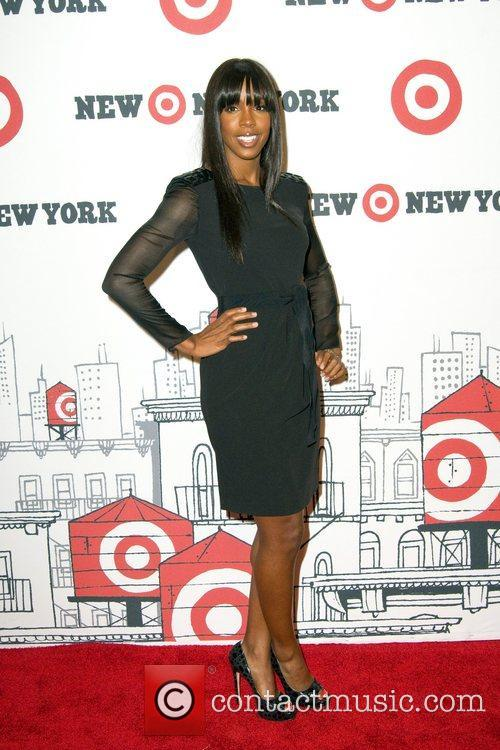 Kelly Rowland  Party to celebrate the launch...