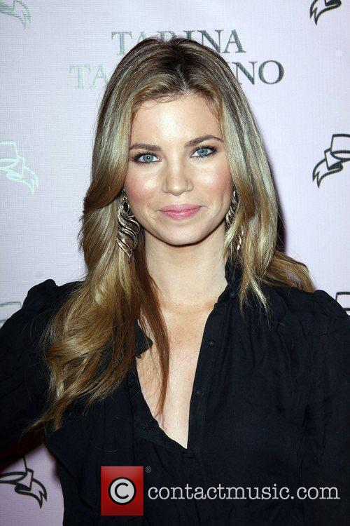 Amber Lancaster The Launch Of Tarina Tarantino Beauty...
