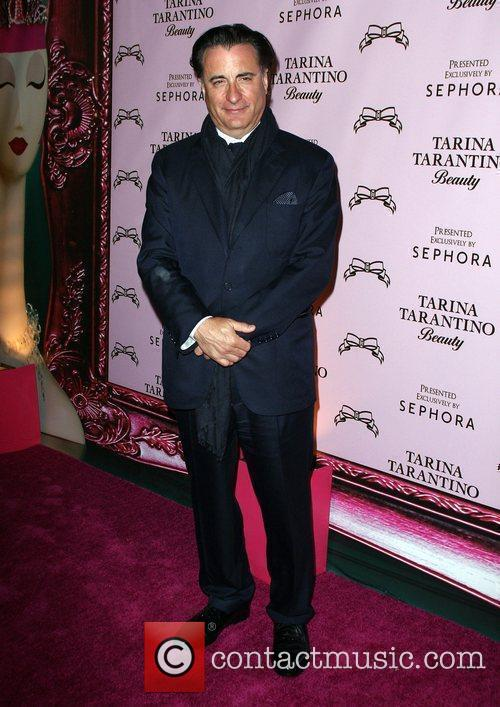 Andy Garcia The Launch Of Tarina Tarantino Beauty...