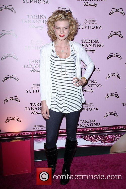 Angel McCord The Launch Of Tarina Tarantino Beauty...