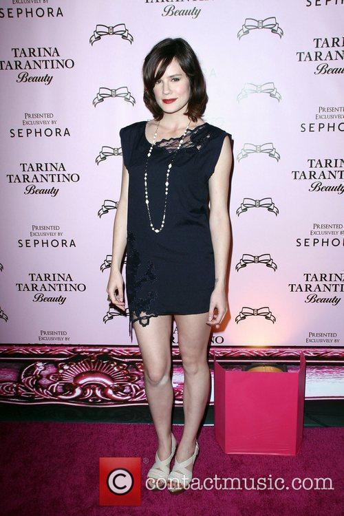 Chelsea Hobbs The Launch Of Tarina Tarantino Beauty...