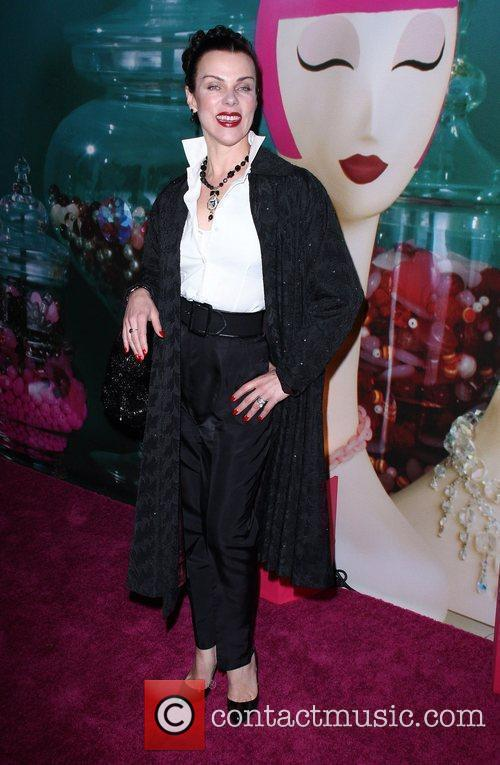 Debi Mazar The Launch Of Tarina Tarantino Beauty...