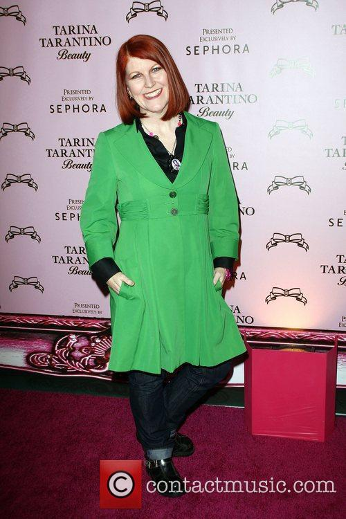 Kate Flannery The Launch Of Tarina Tarantino Beauty...