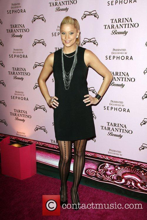 Kristen Renton The Launch Of Tarina Tarantino Beauty...
