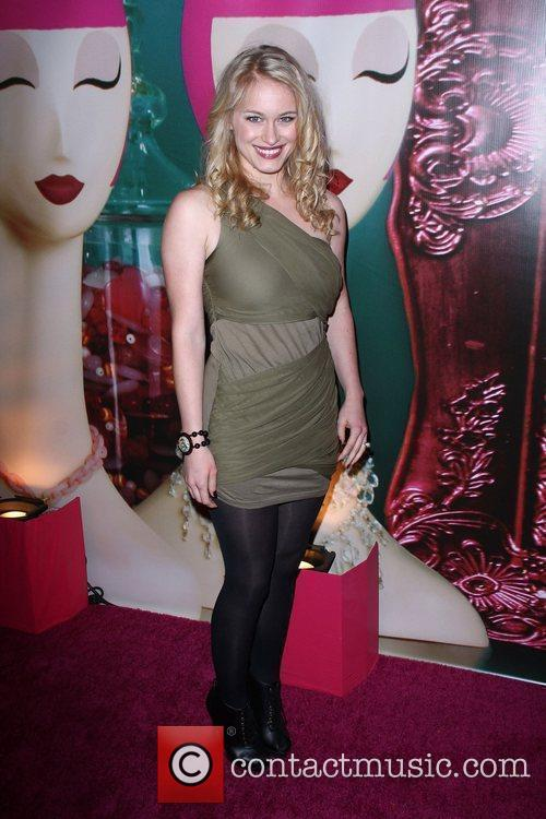 Leven Rambin The Launch Of Tarina Tarantino Beauty...