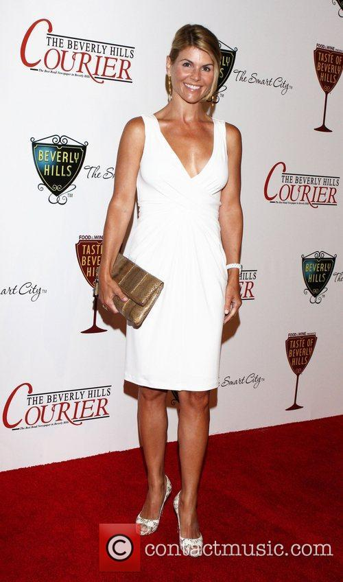 Opening night of 'The Taste of Beverly Hills'...