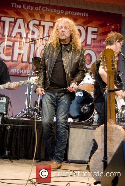 Robert Plant, Chicago and Los Lobos 9