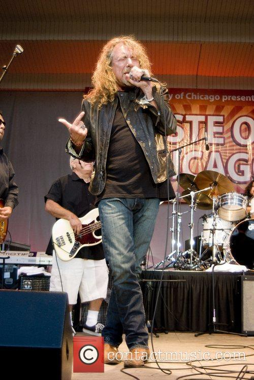 Robert Plant, Chicago, Los Lobos, Taste Of Chicago