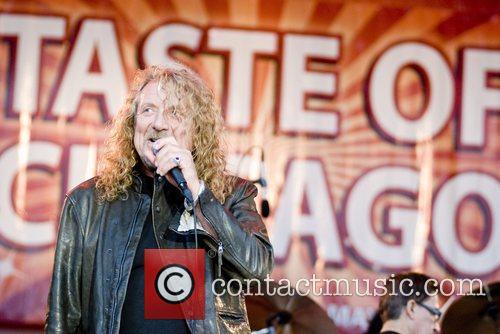 Robert Plant, Chicago, Los Lobos, Taste Of Chicago