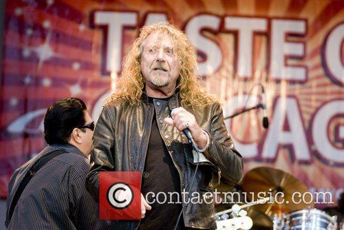 Robert Plant, Chicago and Los Lobos 7