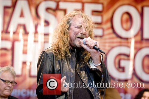 Robert Plant, Chicago and Los Lobos 12