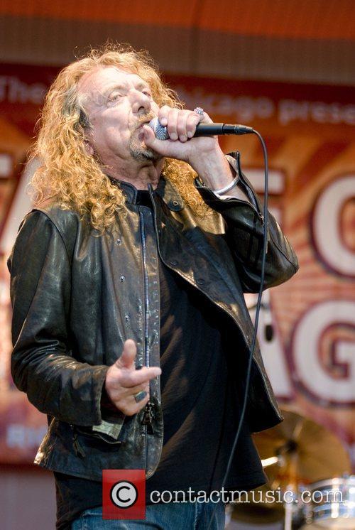 Robert Plant, Chicago and Los Lobos 15