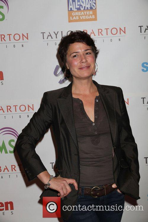 Maura Tierney and Las Vegas 1