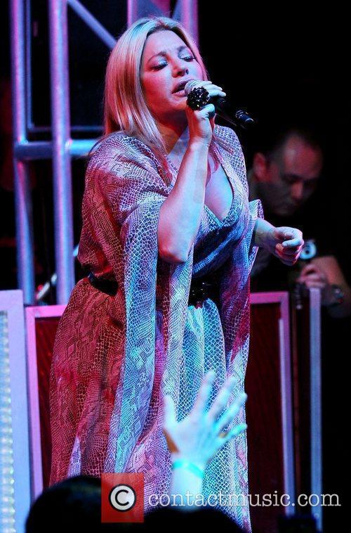 Taylor Dayne, Las Vegas and Mgm 8