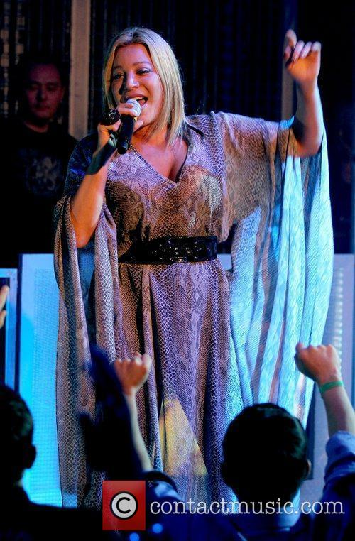 Taylor Dayne, Las Vegas and Mgm 10