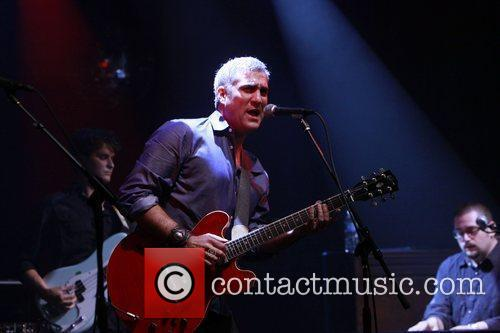 Taylor Hicks and Javier in Concert at the...