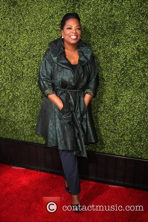 The Oprah Winfrey Network Winter 2011 TCA Party...