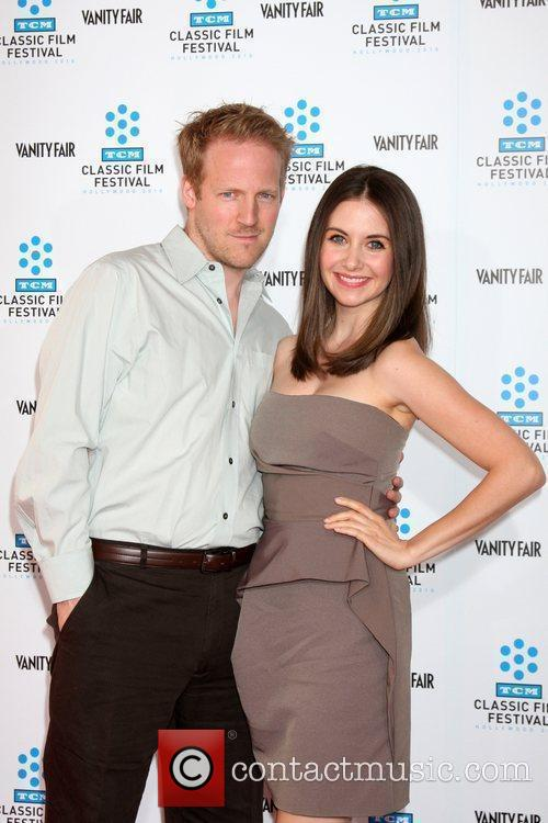 Alison Brie and guest TCM Classic Film Festival...