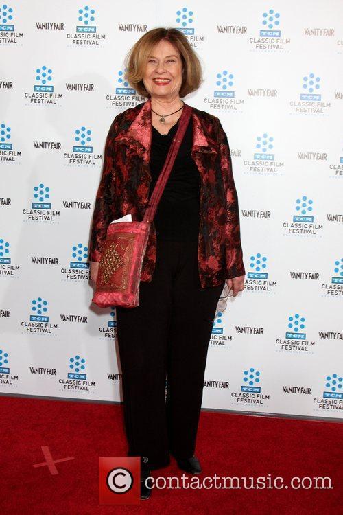 Diane Baker TCM Classic Film Festival opening night...