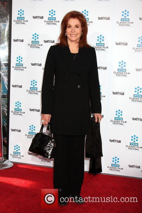 Stephanie Powers TCM Classic Film Festival opening night...