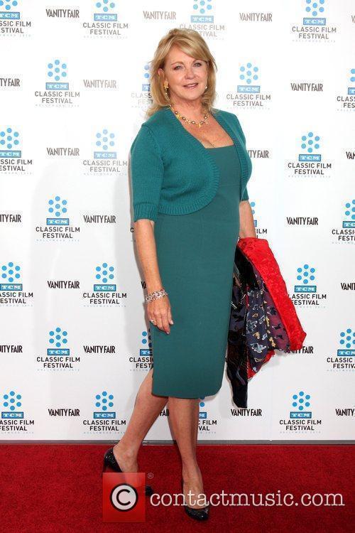Suzanne Lloyd TCM Classic Film Festival opening night...