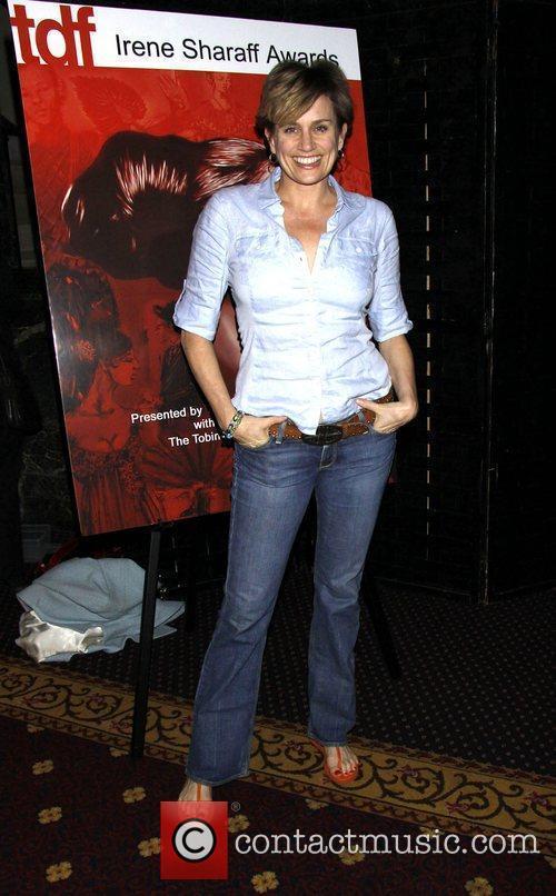 Cady Huffman The 2010 TDF Irene Sharaff Awards...