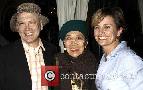 Charles Busch, Willa Kim and Cady Huffman