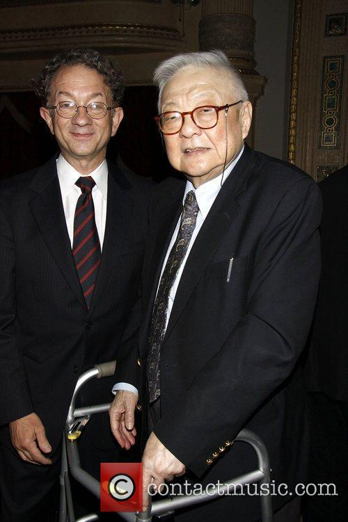 William Ivey Long and Award Winner Ming Cho...